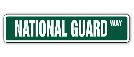 National Guard Street Sign Air Army Gun Acu Ang Gift  Ebay. Sims 3 Signs. Drunk Signs. Respiratory System Signs. Message Signs Of Stroke. Vein Signs. Brushed Aluminum Signs. Check Signs. Water Bottle Signs Of Stroke