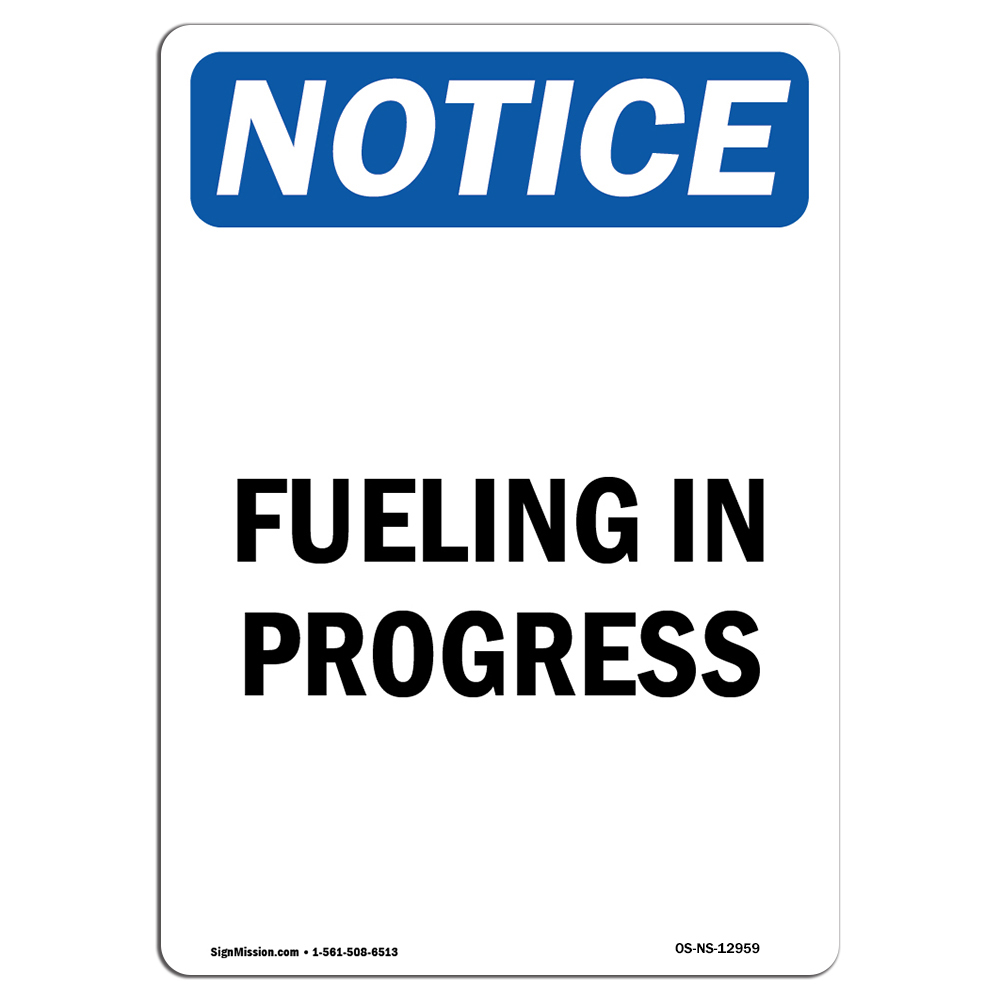 Off Road Diesel SignHeavy Duty Sign or Label OSHA Notice