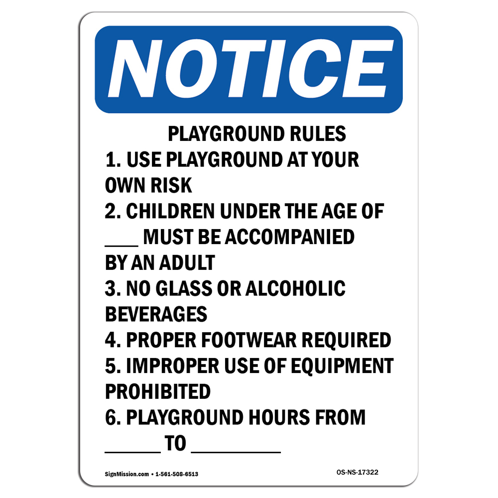 OSHA Notice Laundry Room Rules For Residents Use Only SignHeavy Duty