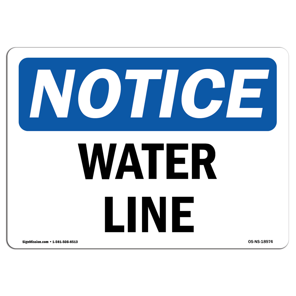 OSHA-Notice-Water-Line-Sign-Heavy-Duty-Sign-or-Label
