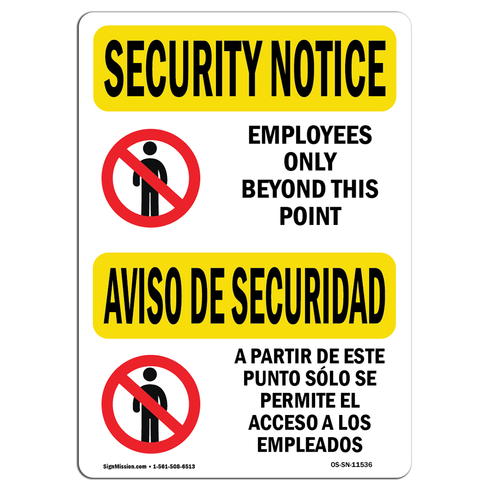 Private Residence Do Not Enter Sign Extremely Durable Made in The USA Signs or Heavy Duty Vinyl Label Decal Protect Your Construction Site OSHA Notice Signs Warehouse /& Business